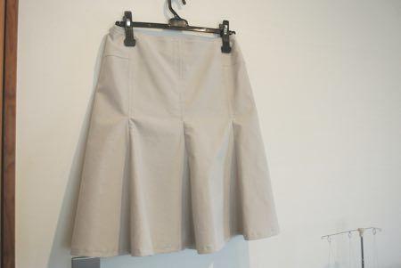 マーメイドスカート 別珍