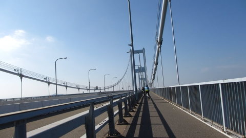 来島海峡大橋 その1
