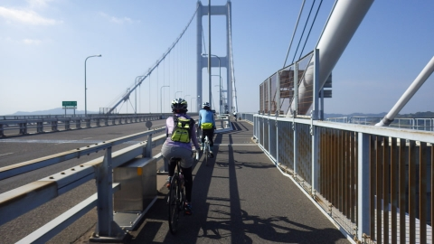 来島海峡大橋 その2