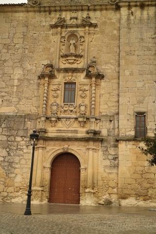 2190 Iglesia y Convento de San Antonio-M