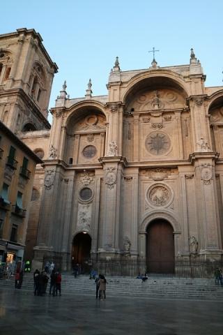 2354 Cathedral en Granada-M