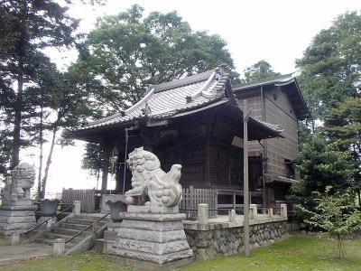 1中瀬神社(深谷市) (1)