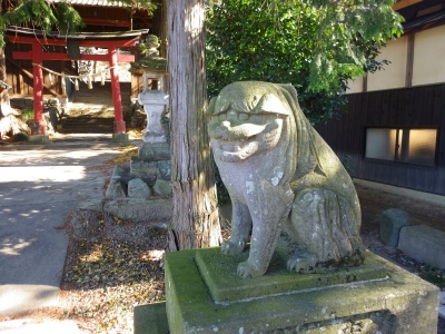 2小幡八幡宮(群馬県甘楽)1 (1)