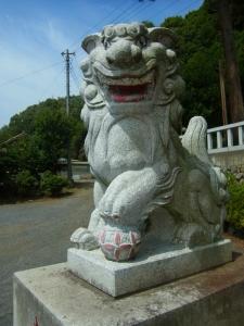 3二柱神社(美里町)