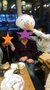 シャコ誕 (3)