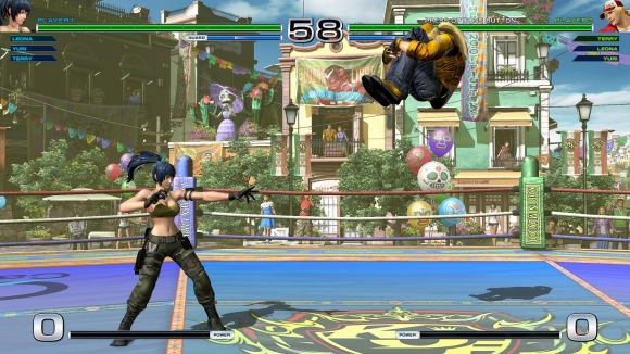THE KING OF FIGHTERS XIV Demo Ver_2_20161229092817