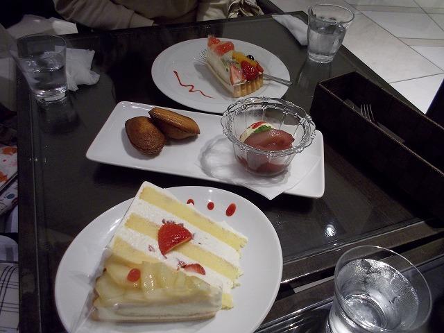 ゴージャス系ケーキ