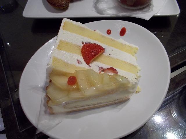 ケーキも薬