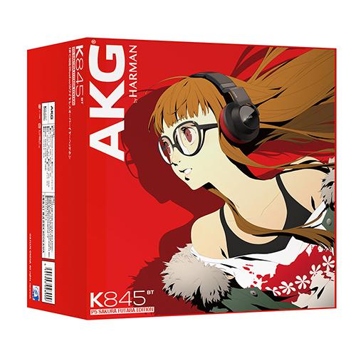 AKG K845BT P5 SAKURA FUTABA EDITION