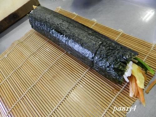 韓国海苔巻き