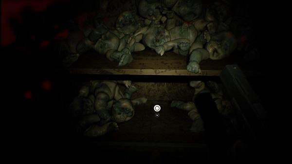 PS4 バイオハザード7 biohazard7 プレイ日記