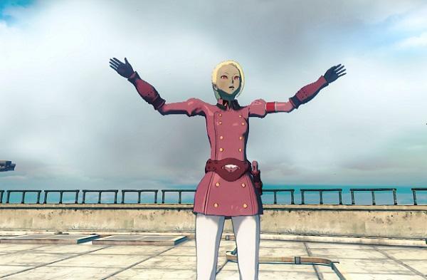 PS4 GRAVITY DAZE2 プレイ日記 コスチューム キャットスーツ メイド服 軍服 白キトゥン
