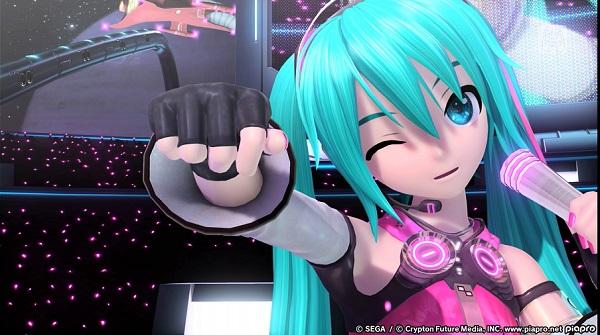 PS4 初音ミクProject DIVA Future Tone  プレイ日記 音ゲー リズムゲーム