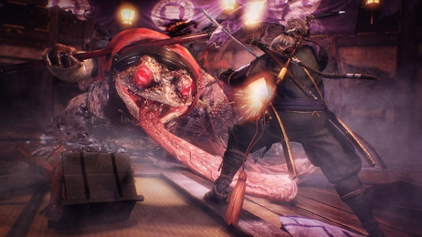 PS4 仁王 NIOH 2017年 2月9日発売 予約済み