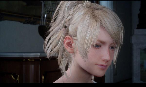 PS4 FF15 ファイナルファンタジー15 プレイ日記 ルナフレーナ イリス アラネア
