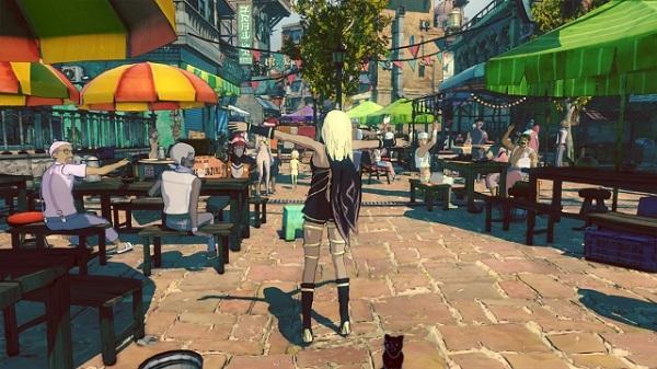 PS4 グラビティデイズ2 GRAVITY DAZE2 1月19日発売 キトゥン クロウ