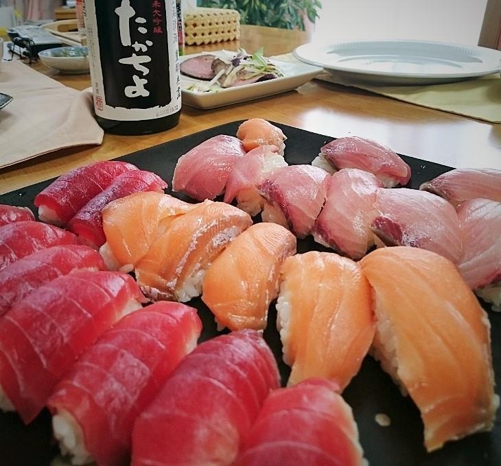 161218寿司~