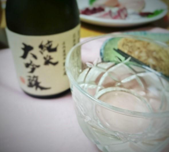 170108亀の尾純米大吟醸1