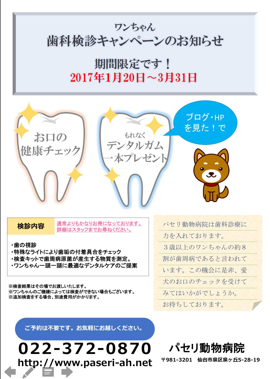 歯科キャン