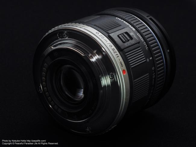 M.ZUIKO DIGITAL ED 9-18mm F4.0-5.6