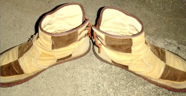 3月 3 靴
