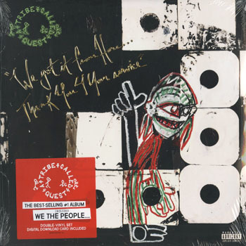 HH_A TRIBE CALLED QUEST_WE GOT IT FROM HERE THANK YOU 4 YOUR SERVICE_201701