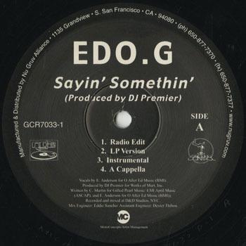 HH_EDO G_SAYIN SOMETHIN_201701