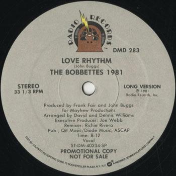DG_BOBBETTES 1981_LOVE RHYTHM_201701