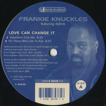 DG_FRANKIE KNUCKLES_LOVE CHANGE IT_201702
