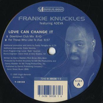 DG_FRANKIE KNUCKLES_LOVE CHANGE IT_201702