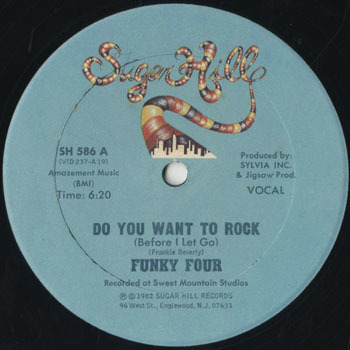 DG_FUNKY FOUR_DO YOU WANT TO ROCK_201702