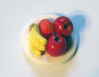 フルーツの盛り合わせです