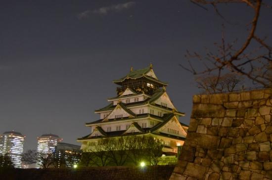 大阪城 20161222 003