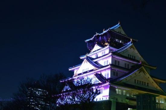2016.12.21 大坂城