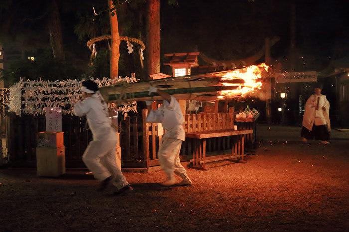 大神神社 繞道祭3