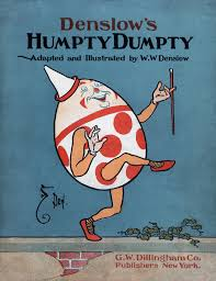 mother goose humpty