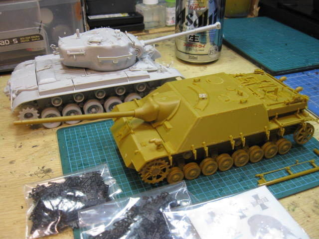 黒森峰 Ⅳ号駆逐戦車/70(V)ラング の2