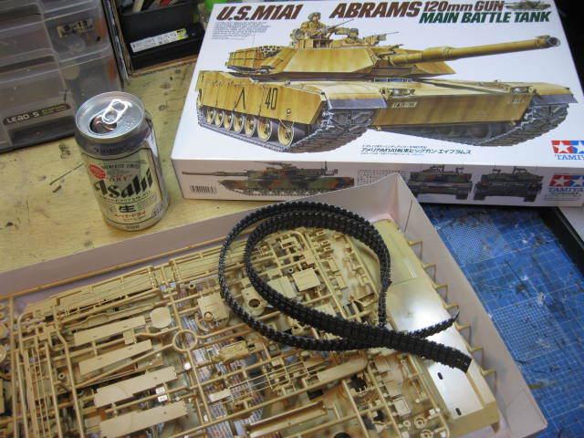M1A1 ABRAMS の1