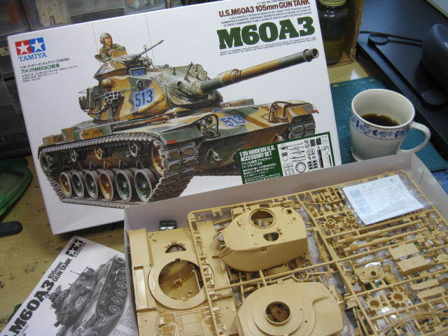 M60A3 の1