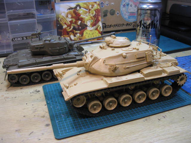 M60A3 の2