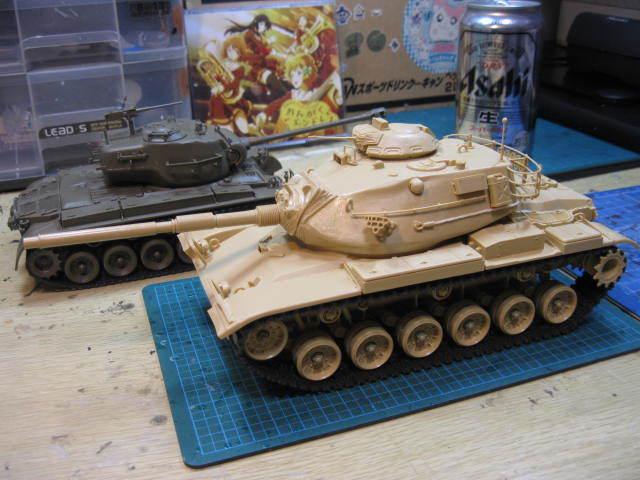 M60A3 の2
