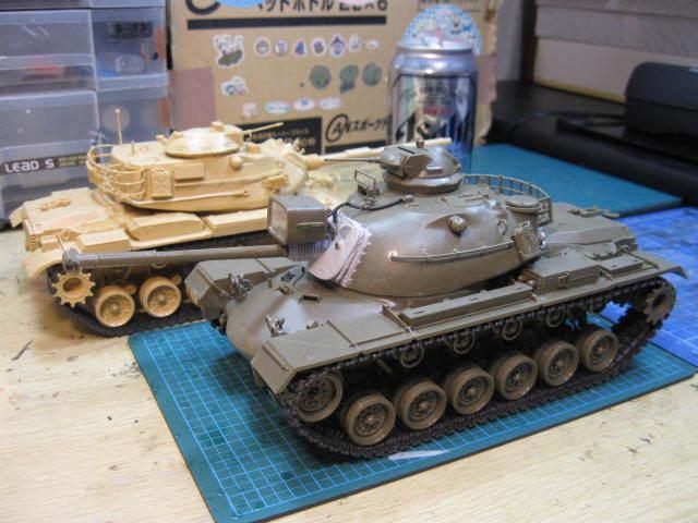 M48A3 タミヤ の2