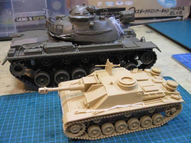 Ⅲ号突撃砲G型(初期型)10.5cm搭載