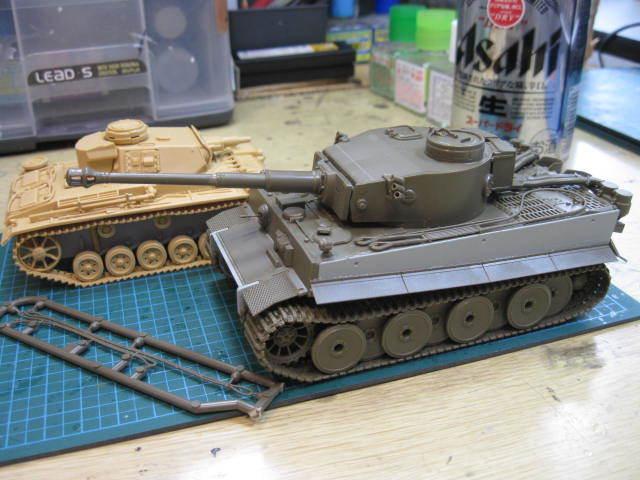 タイガーⅠ 第501重戦車大隊 の2