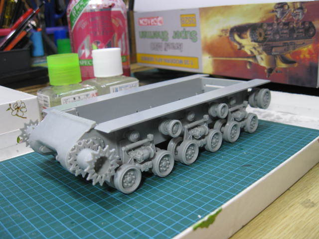 M50 Super Sherman の2