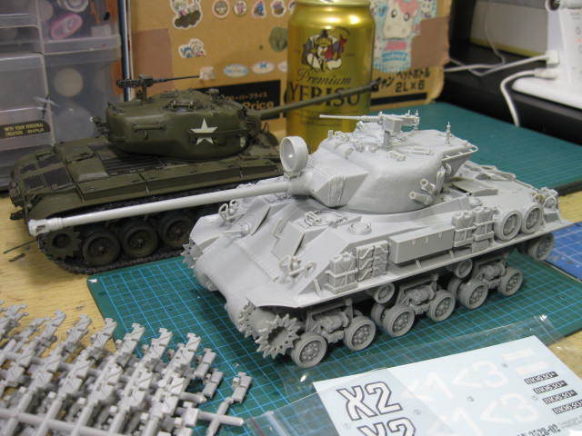 M50 Super Sherman の3