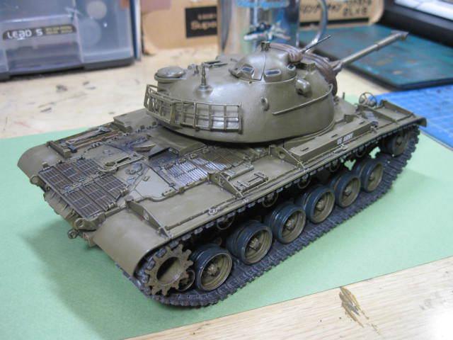 M48A1 完成の2