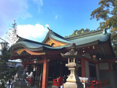 2017お正月住吉神社