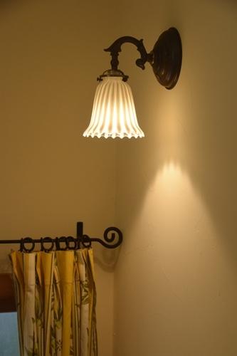 階段の照明2