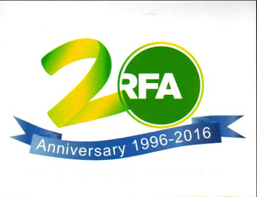 2016年12月19日(UTC=協定世界時間) 北朝鮮(北韓)向け韓国語放送受信 RFA自由アジア放送のQSLカード(受信確認証)